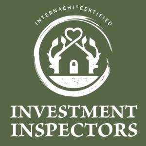 Investment Inspectors Logo hawthorne, el segundo, manhattan beach, lawndale, california, home inspector