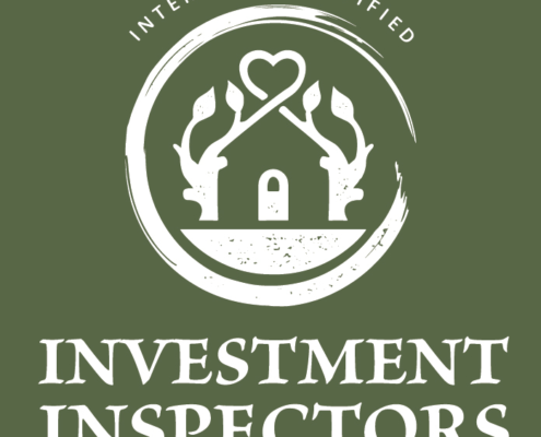 Investment Inspectors Logo hawthorne, el segundo, manhattan beach, lawndale, california, home inspector