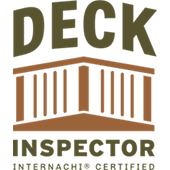 InterNACHI Certified Deck Inspector
