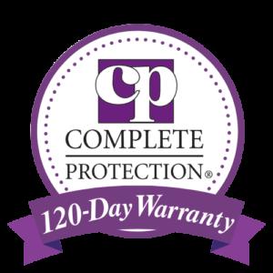 120 Day Warranty Icon