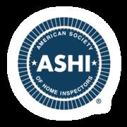 ASHI Home Inspector Badge