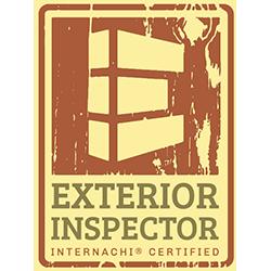 InterNACHI Certified Exterior Inspector