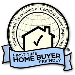InterNACHI Certified First Time Home Buyer Friendly