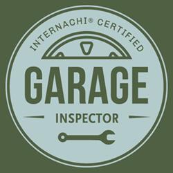 InterNACHI Certified Garage Inspector