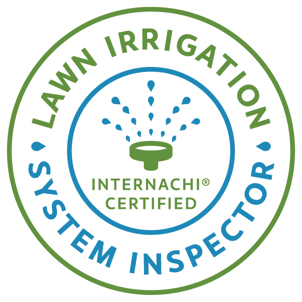InterNACHI Certified Lawn Irrigation System Inspector